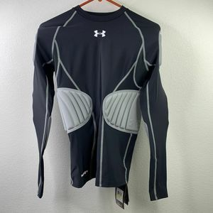 Under Armour Heat Gear Compressions Padded Shirt